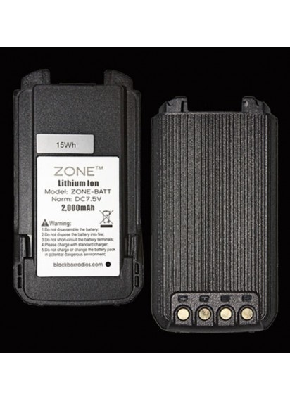 Blackbox Zone Battery